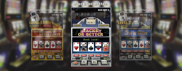 online casino video poker casino games online